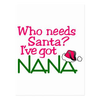 I have got Nana Postcard