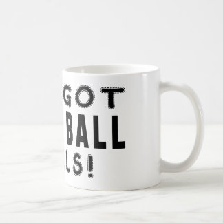 I Have Got Paint Ball Skills Mugs