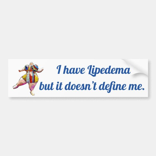 I have Lipedema but it doesn't define me