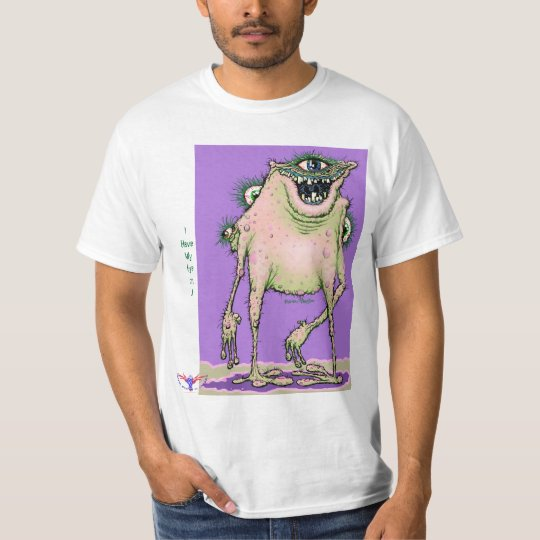 I have my eye on you T-SHIRT