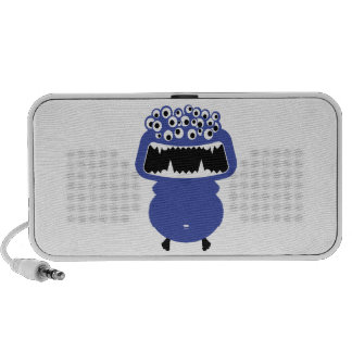 I HAVE MY EYES ON YOU PORTABLE SPEAKERS