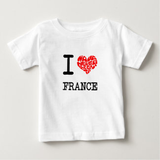 I Have Never Been To France Baby T-Shirt