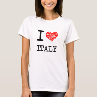 I have never been to Italy T-Shirt