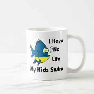I Have No Life Coffee Mug