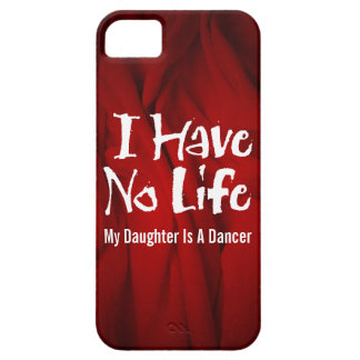 I Have No Life (Dance) iPhone 5 Cover