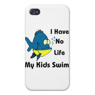 I Have No Life iPhone 4 Covers