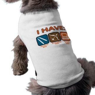 I Have Skills Napoleon Dynamite Sleeveless Dog Shirt