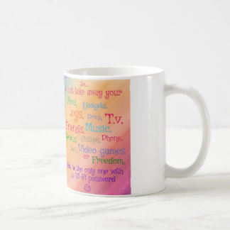 'I have the power' funny Cup Mug