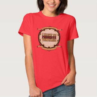 I Have To Preserve Vintage T Shirts