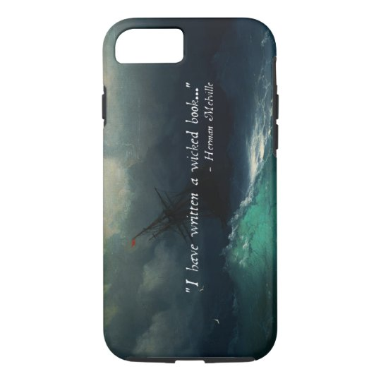 """I Have Written a Wicked Book..."" iPhone Case"