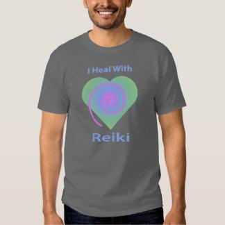 I Heal With Reiki T-shirts