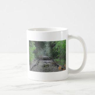 I Hear the Train a Comin Coffee Mug