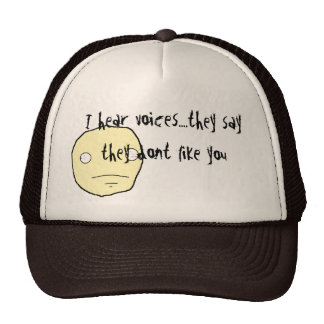 i hear voices HAT