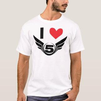 I Heart 5th T-Shirt