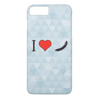 I Heart A Decent Sized Meal iPhone 7 Plus Case