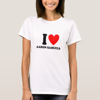 I Heart Aaron Samuels T-Shirt