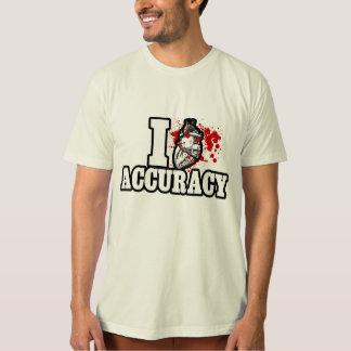 I Heart Accuracy T-Shirt