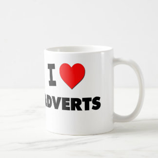 I Heart Adverts Coffee Mugs