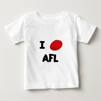 I heart AFL Baby T-Shirt