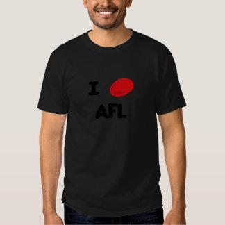 I heart AFL Tee Shirt