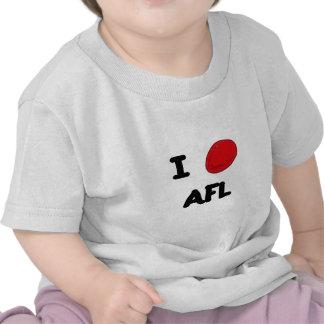 I heart AFL Tshirts