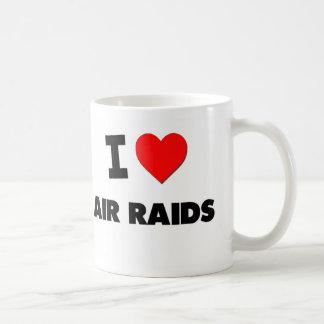 I Heart Air Raids Mugs