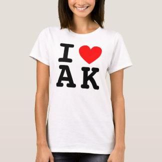 I Heart AK Shirt