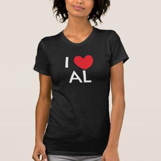 I Heart Alabama T-shirt