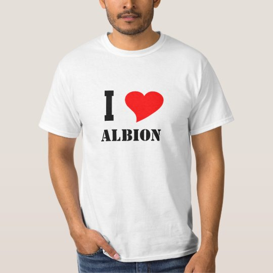 I Heart Albion T-Shirt