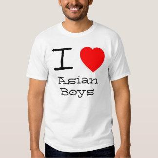 I *heart* Asian Boys Tees