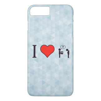 I Heart Asking For An Educational Book iPhone 7 Plus Case
