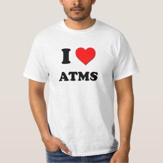 I Heart Atms T-Shirt
