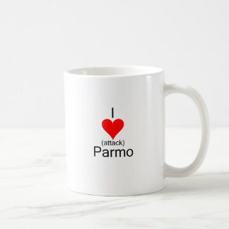 I Heart Attack Parmo Coffee Mug