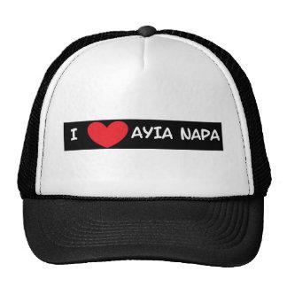 I heart Ayia Napa Cap