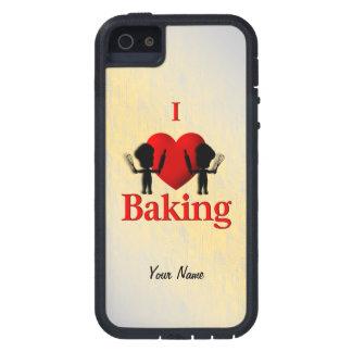 I Heart Baking Baker Case For The iPhone 5