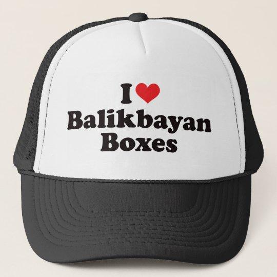 I Heart Balikbayan Boxes Cap