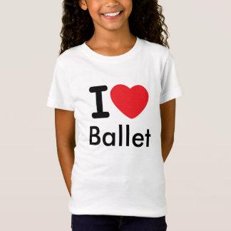 i heart ballet T-Shirt