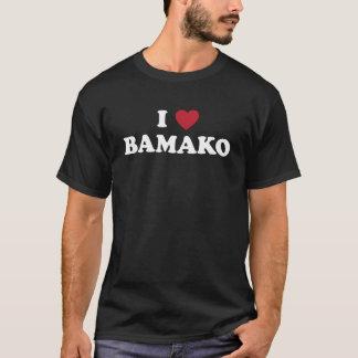 I Heart Bamako Mali T-Shirt