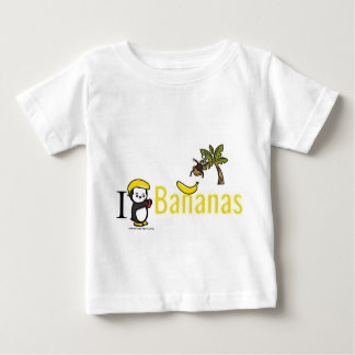 I Heart Bananas! Baby T-Shirt