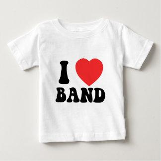 I Heart Band Tshirt