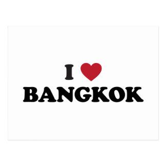 I Heart Bangkok Thailand Postcard