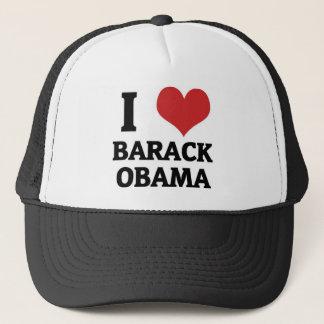 I heart Barack Obama Trucker Hat