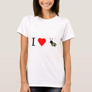 I heart bees T-Shirt