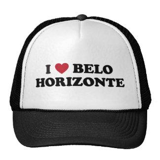 I Heart Belo Horizonte Brazil Cap