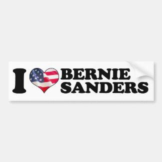 I Heart Bernie Sanders Bumper -.png Bumper Sticker