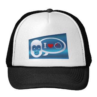 I (heart) Berries Hat