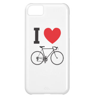 I Heart Bicycle iPhone 5C Case