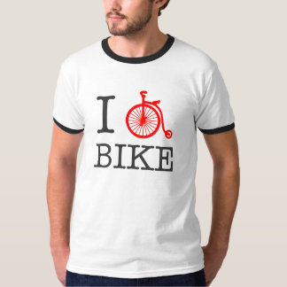 I (Heart) Bike T-Shirt
