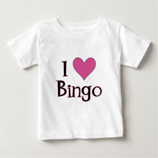 I Heart Bingo Infant T-Shirt