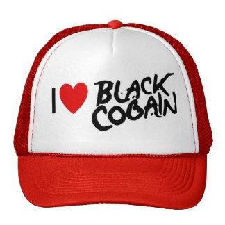 I Heart Black Cobain.pdf Trucker Hat